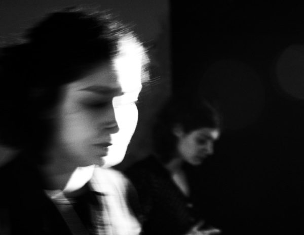 "Vassili Zioyas - 'Coloured Women' / Βασίλη Ζιώγα ""Χρωματιστές Γυναίκες"""